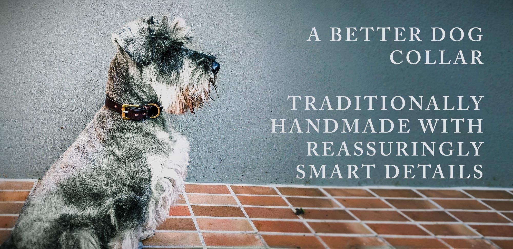 A better dog collar