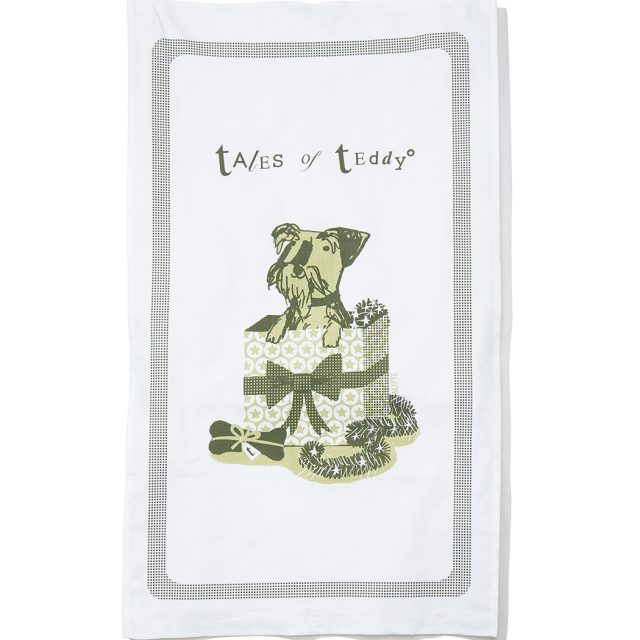 A BETTER TEA TOWEL